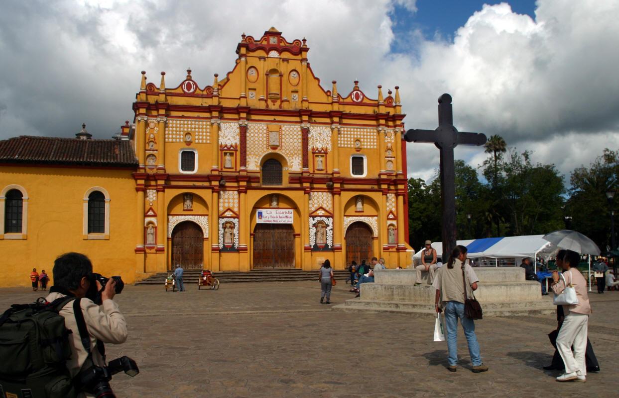 San Cristobal de las Casas Chiapas Mexico Photographs