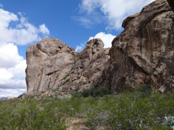 Hueco Tanks State Park And Historic Site El Paso Texas Pronounced Waco Oct. 29-31