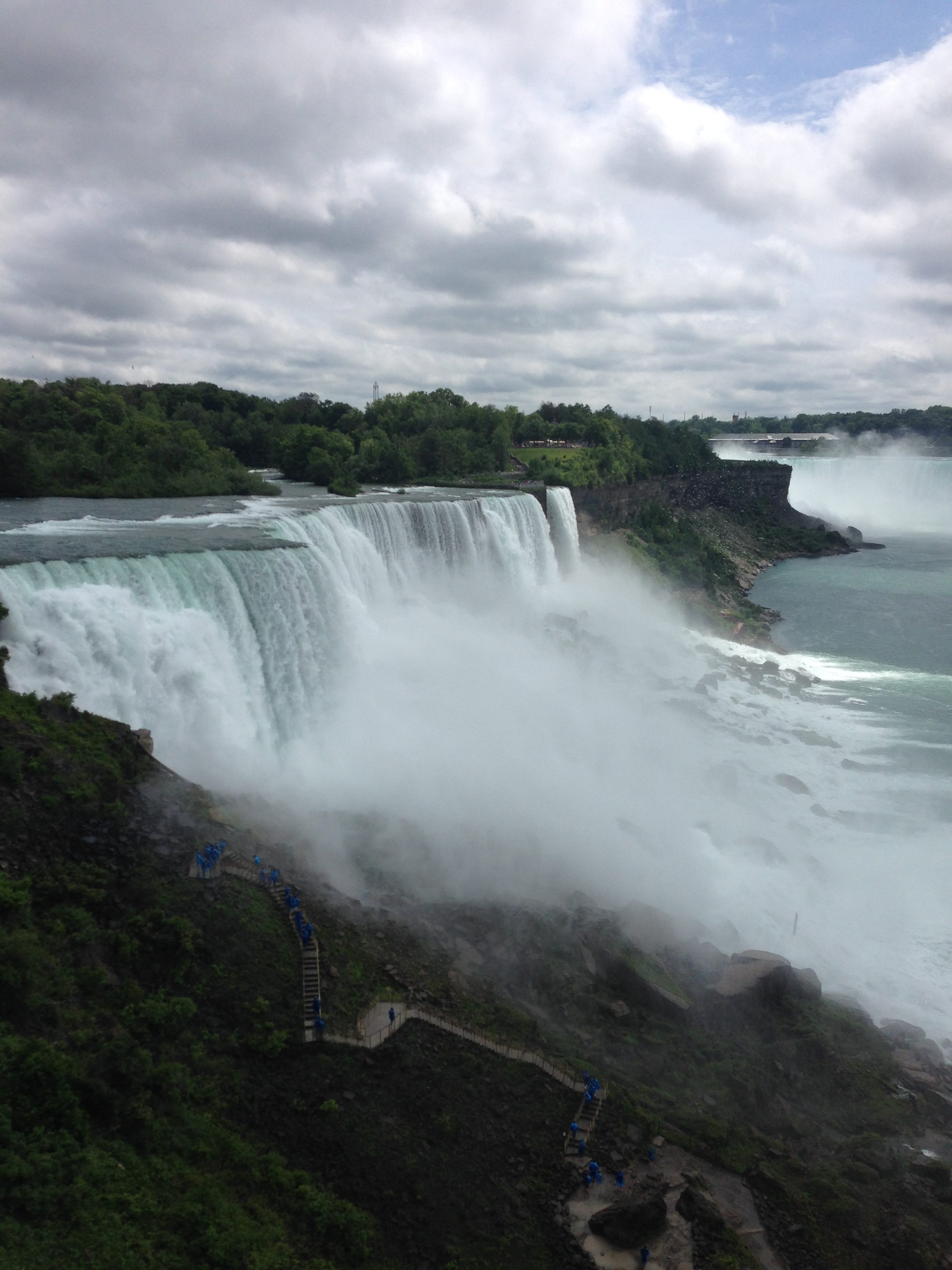 A Weekend In Niagara Falls