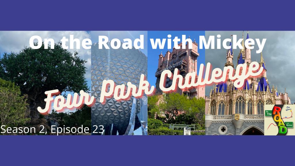 Four Park Challenge