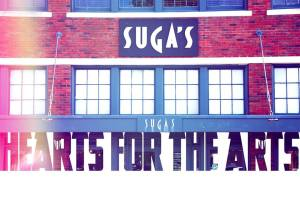 Suga's Hearts for the Arts