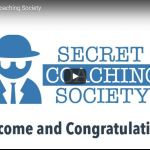 Secret coaching society review