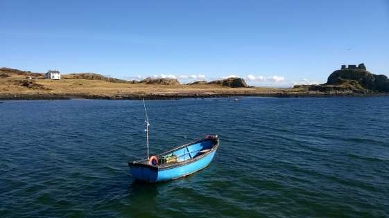 Islay lovely boat