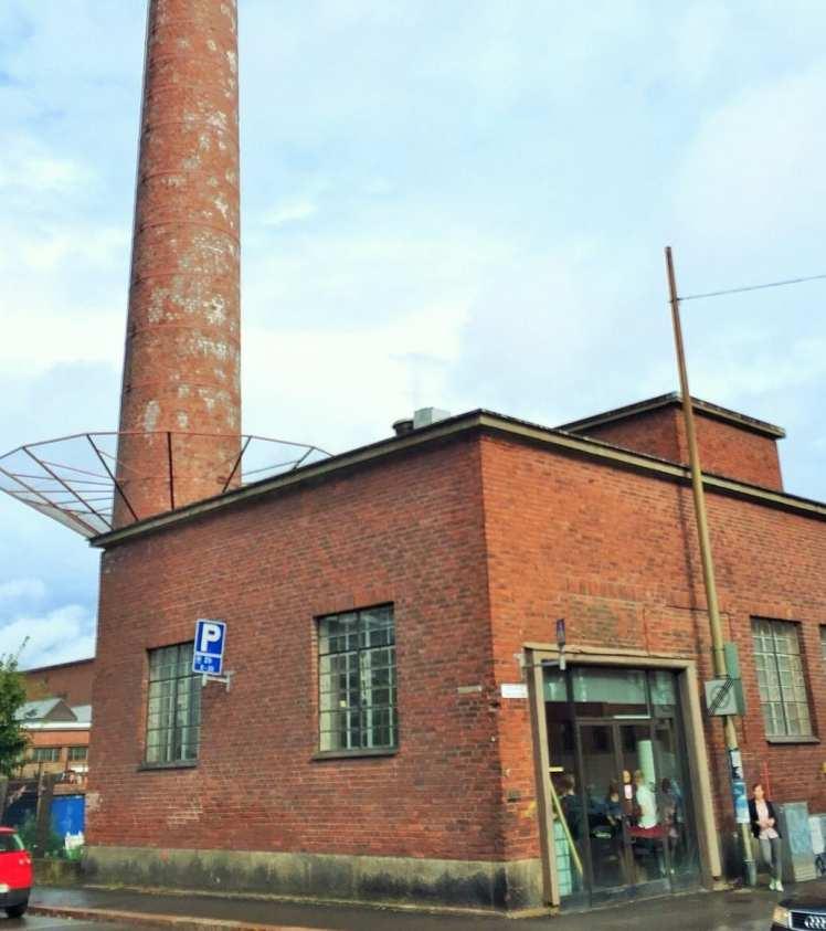 Helsinki Distillery Teurastamo