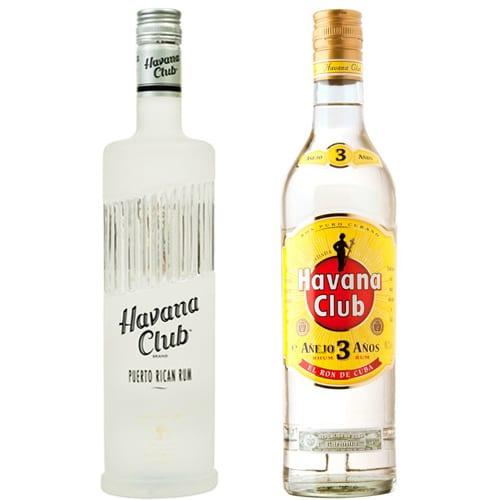 bacardi havana club