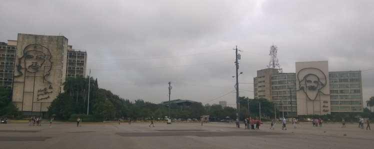 revolution square havana