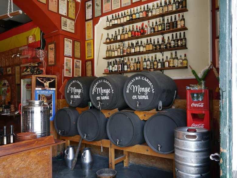 sherry bodega bar