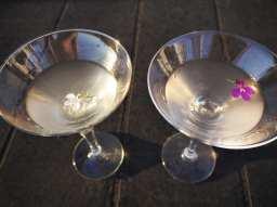 Tuxedo Martini