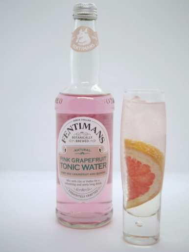 Pink Grapefruit Fentimans