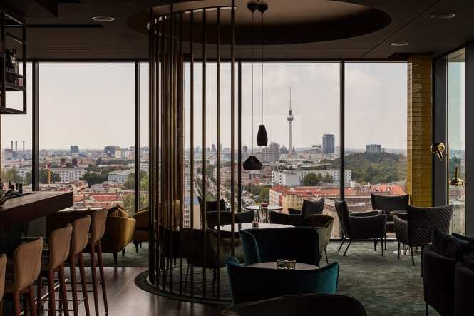 sky bar berlin views