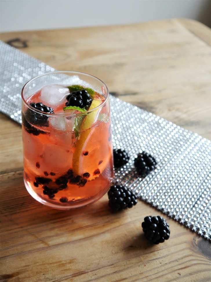 Blackberry g&t