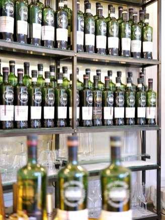 SMWS bar
