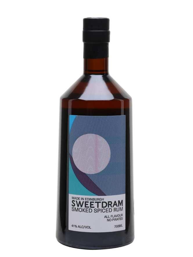 Smoked Scottish rum