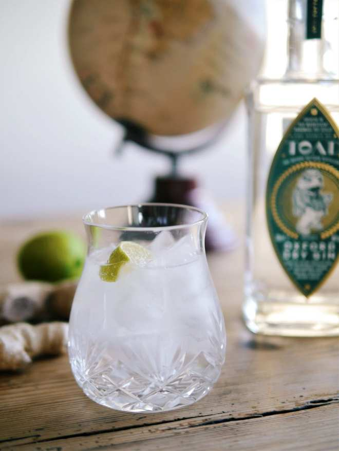 Oxford Dry Gin and Tonic