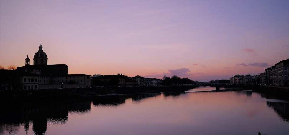 River Arno Florence