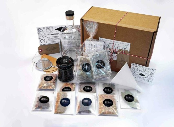 make your own gin kit