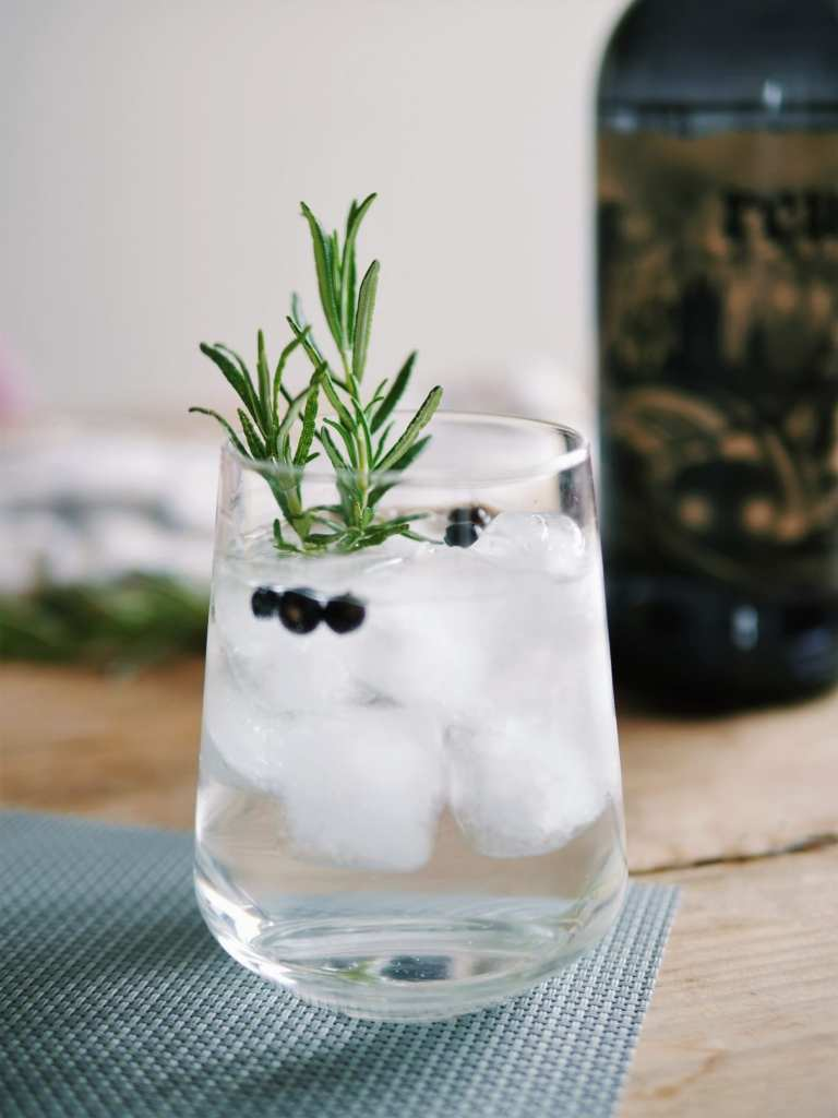 Savour Renegade Gin aqnd Tonic