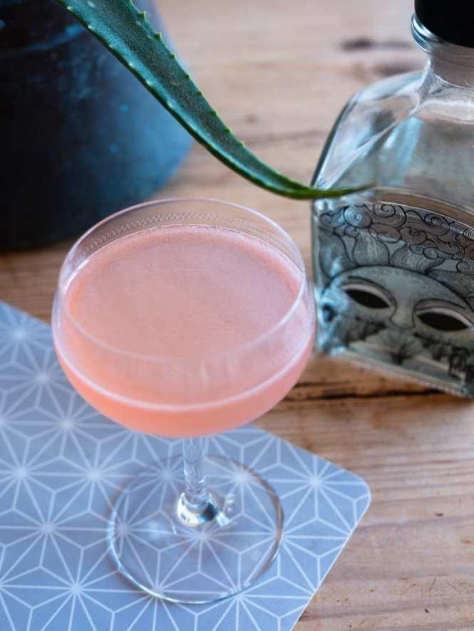 Plata Margarita cocktail