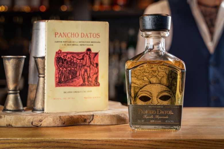 Pancho datos reposado and poems