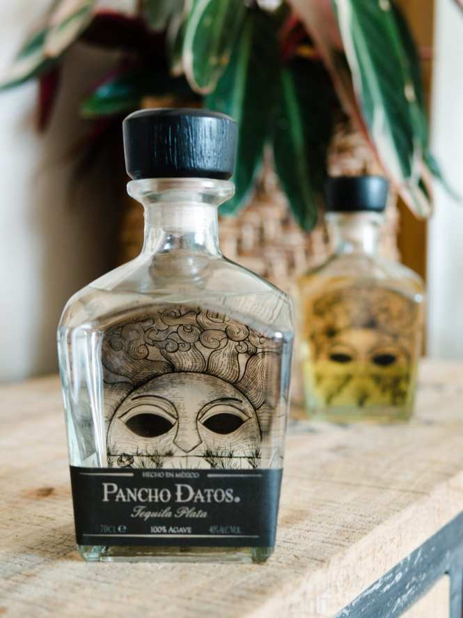 Pancho Datos Plata tequila