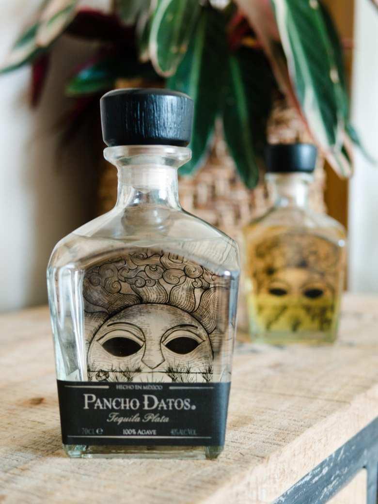 Pancho Datos Plata tequila