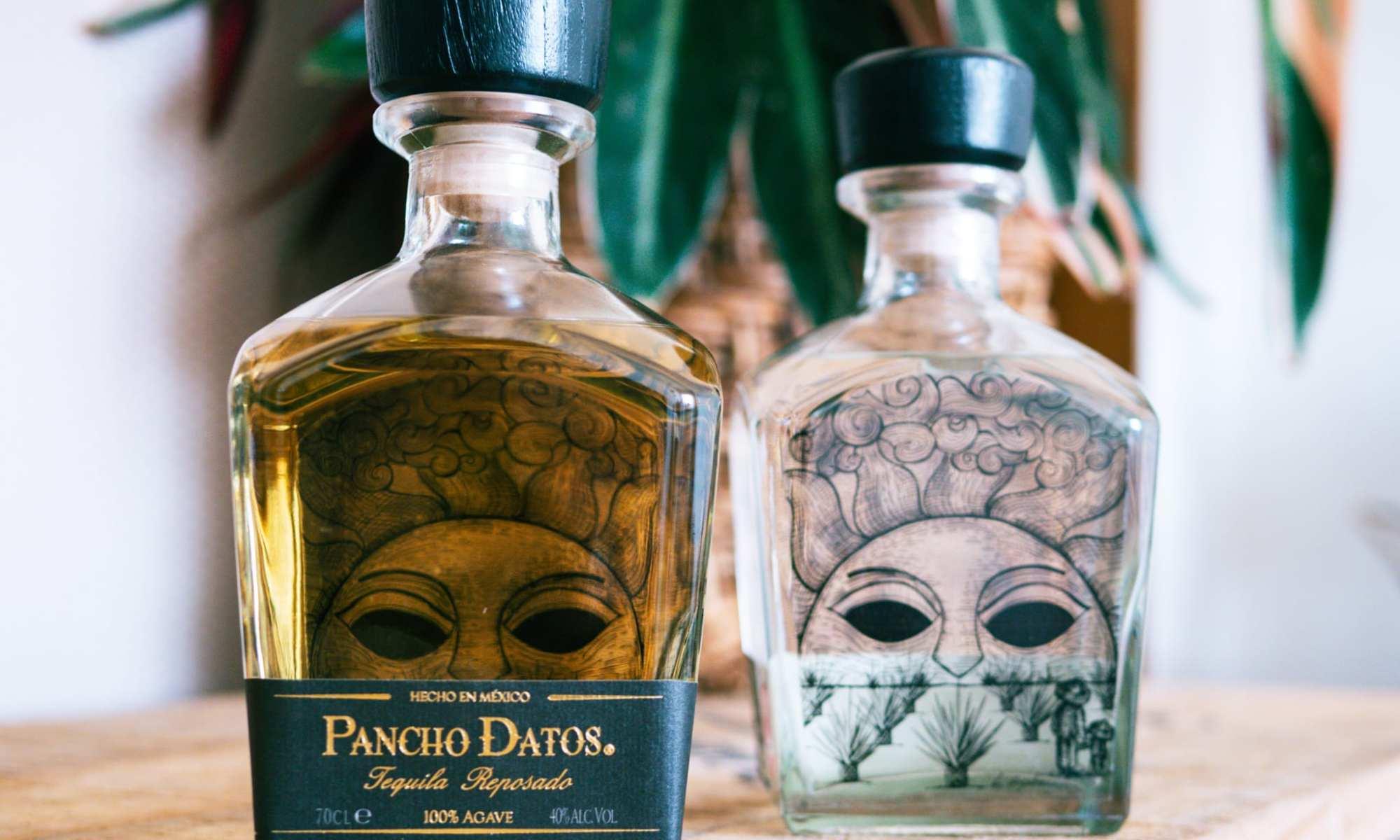 Pancho Datos Tequila range