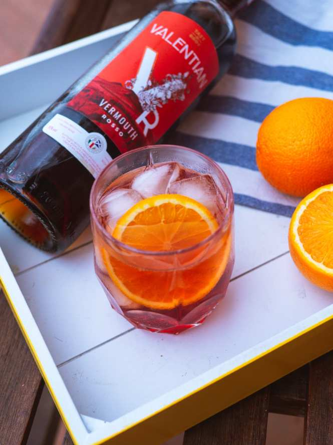 Valentian sweet vermouth