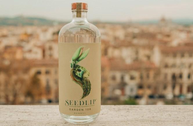 Seedlip Garden non-alcoholic spirit