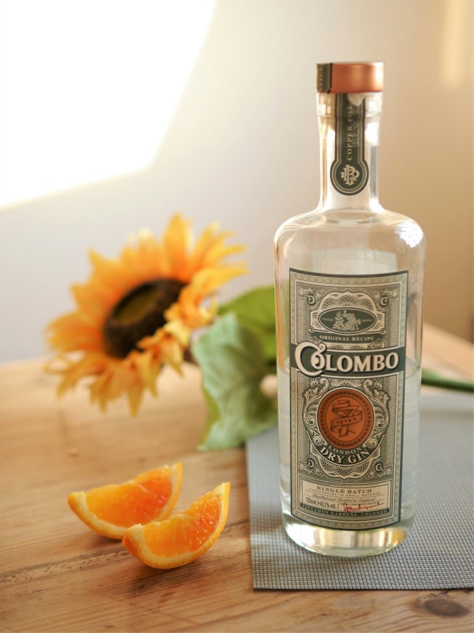 Colombo spiced gin