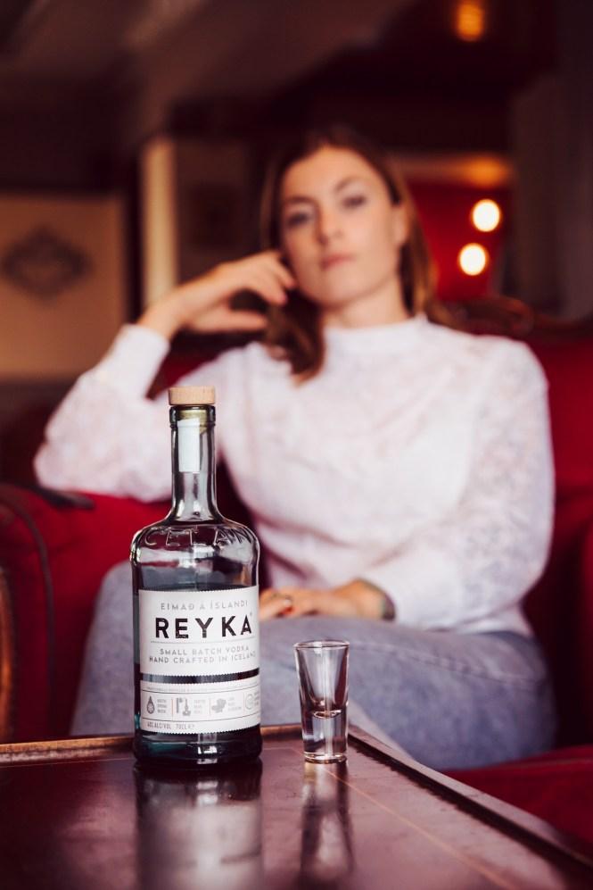 Reyka & Inka On the Sauce Again