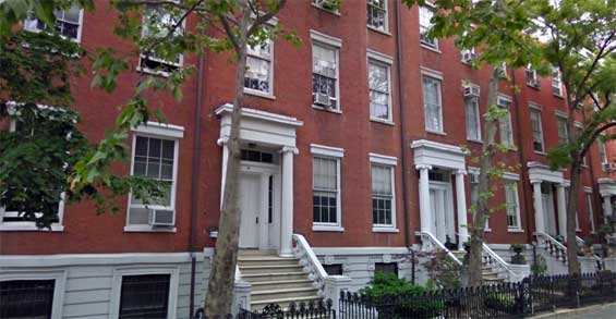 Henry James Whose Grandmother Lived At 18 Washington Square North Brilliantly Depicted This Nostalgic View In His 1881 Novel