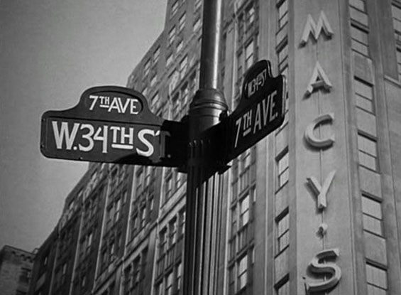 Image result for miracle on 34th street macy
