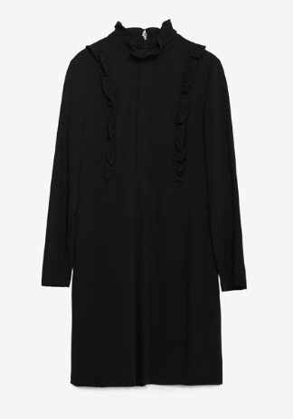 Wear black at night
