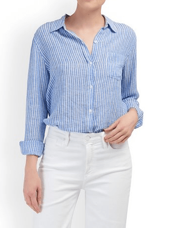Best linen shirt now online!