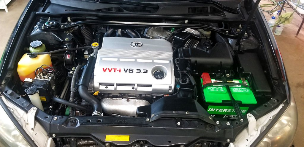 Auto detailing engine cleaning Woodbury, MN.