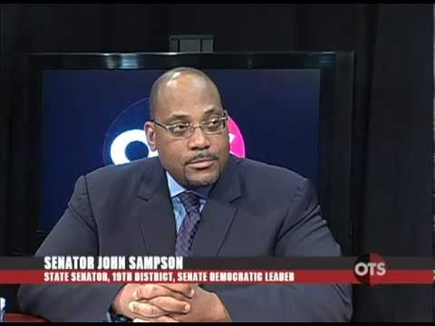 OTS, 01/16/12-MLK Day: Senator John Sampson, Part 2