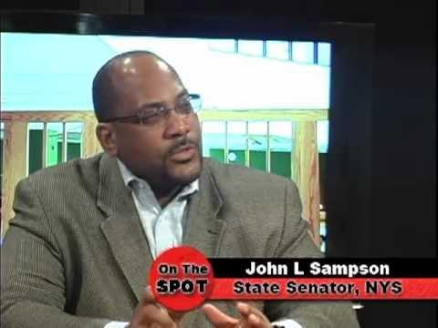 OTS, 05/10/10: NYS Senator John Sampson