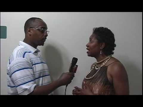 OTS, 08/18/09: Congresswoman Yvette Clarke, Part 1