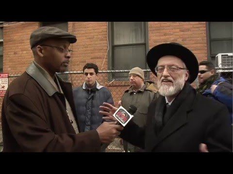 Nachman Caller Bklyn Distict Leader Calls Bernie an Anti Semite 4 8 16