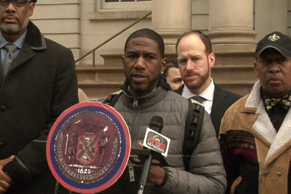 Councilmen Rob Corney: DEMANDING NYPD RESPONSE TO WHITE SUPREMACIST VIOLENCE AGAINST BLACKS
