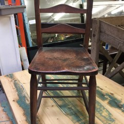Church Chair Accessories Round Corner Antique Originally From St Annes Cathedral