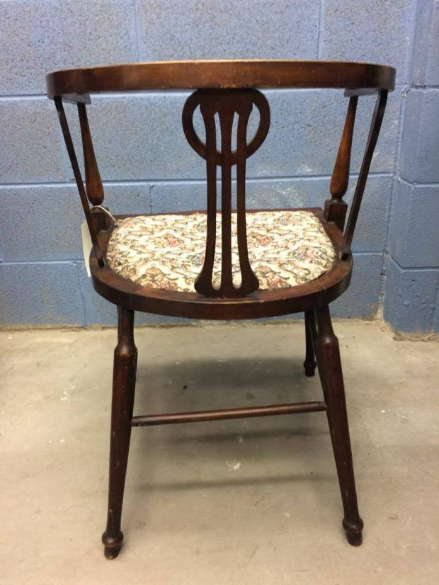 Antique Round Back Chair - Round Back Chairs - Home Design Ideas