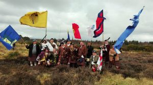 Culloden army remembers