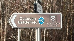 Culloden sign 300x168 - Outlander Tour 18-24 July