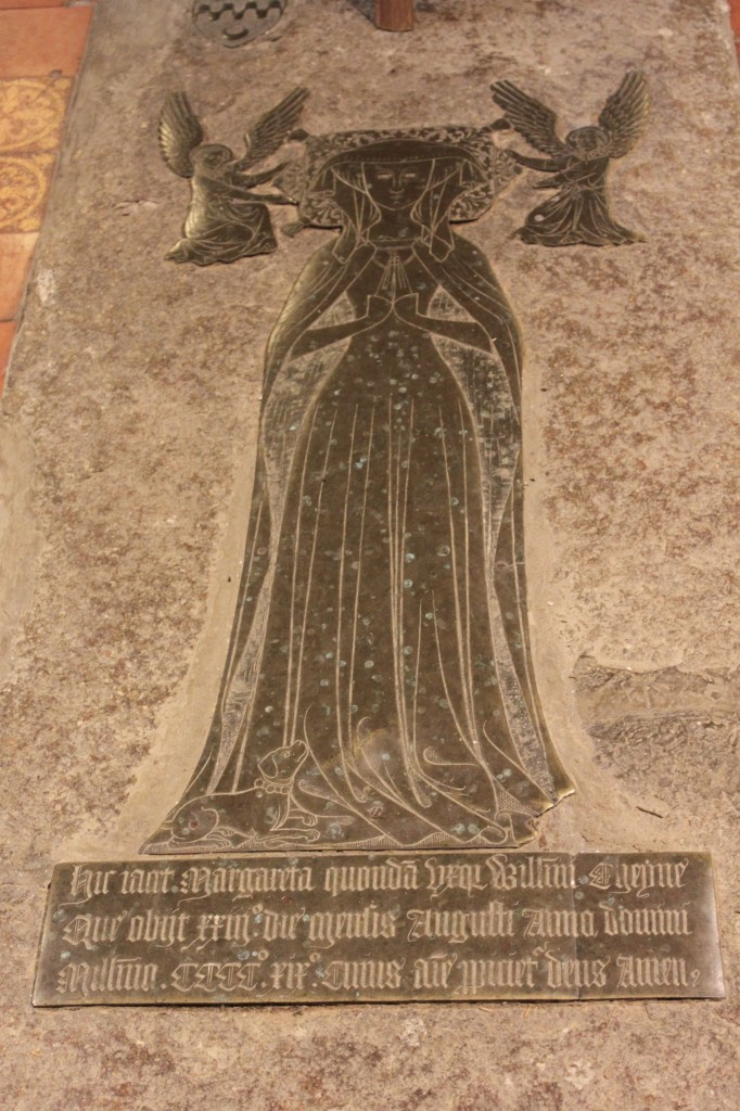 The Monumental Brasses of Sir Thomas Boleyn  Margaret Cheyne