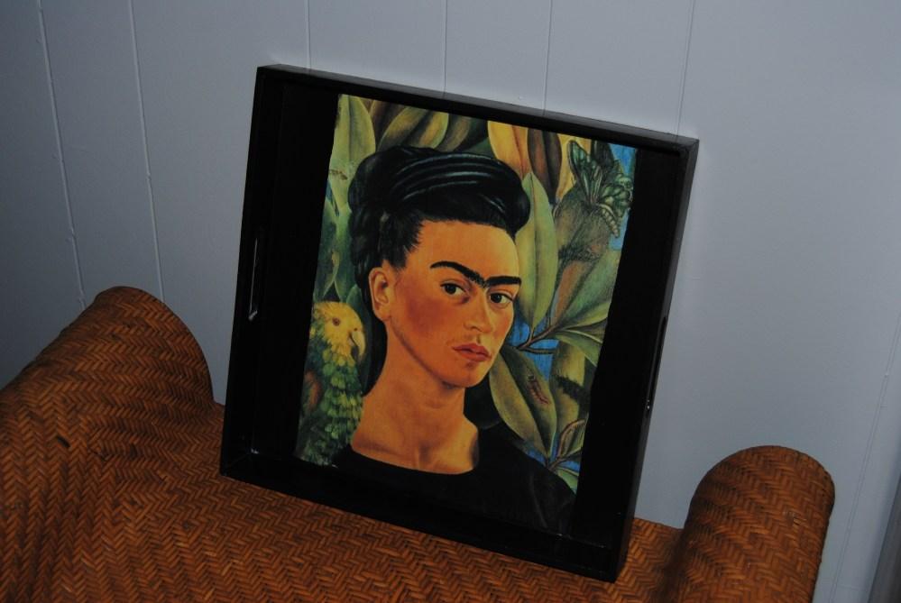 Fabulous Frida: Dollar Store Decoupage (6/6)