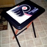 Tv Tray On The Upcycle
