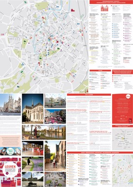 Leuven Maps Belgium Maps of Leuven Louvain