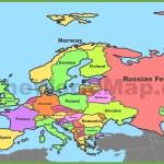 Europe Map Maps Of Europe
