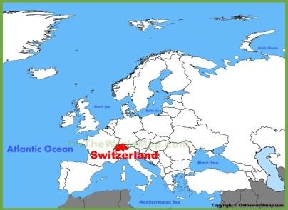 Αποτέλεσμα εικόνας για switzerland on a map